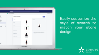 Shopify custom product options variants shopify plus