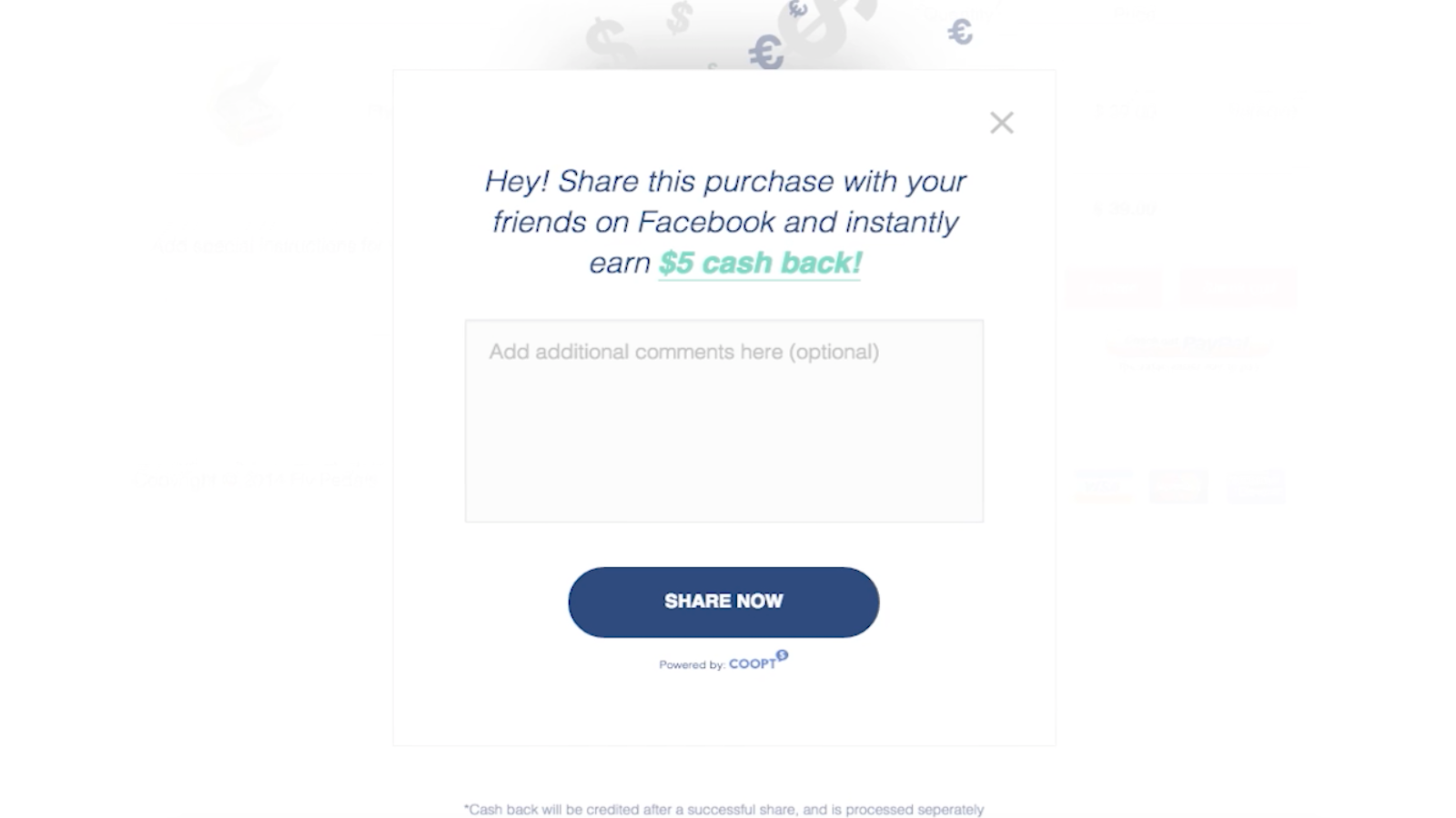 How coopt referrals works