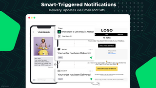 Smart Shipping Notifications