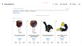 Product Search Page