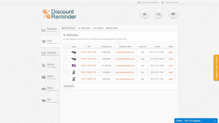 shopify discount reminder app