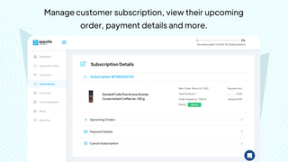 Easy Access to Individual (Active and In-active) Subscriptions