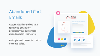 auto email and flow email automations including abandoned carts