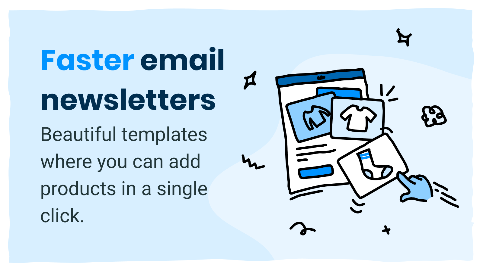 SmartrMail Shopify Email Newsletter Composer mail