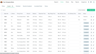 shipday-dashboard-order-table