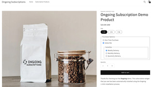 best shopify subscriptions app ongoing subscriptions