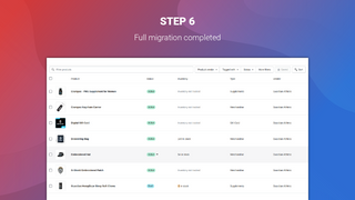 litextension wix import to shopify app full migration completed