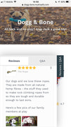 Product reviews HelpfulCrowd sidebar mobile