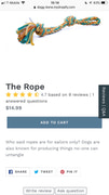 Product reviews HelpfulCrowd summary listing mobile