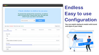 Endless configuration for your validator.
