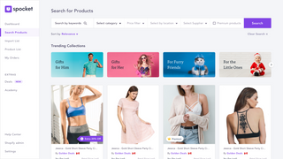 Showcase your products on Spocket