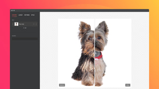Unlimited before-and-after slides to showcase your products