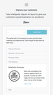Tabs is fully responsive and automatically adjusts its layout