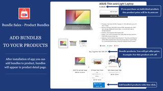 Product Bundles look smart on product pages
