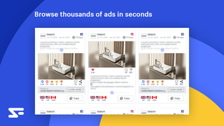 browse thousands of ads seconds