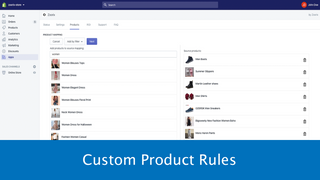 Upsell with Custom Product Rules