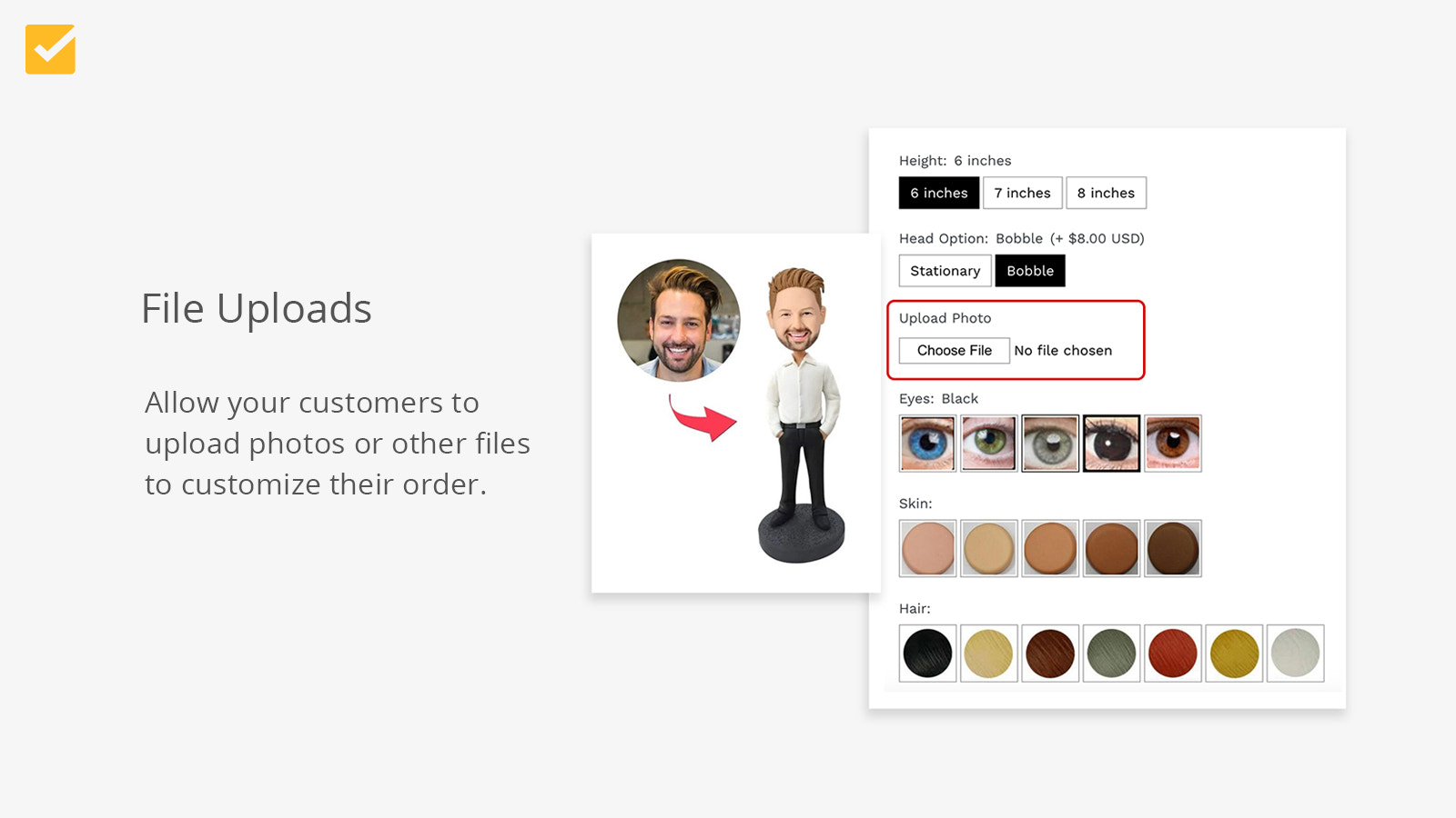 Shopify product options app, Best Custom product Options