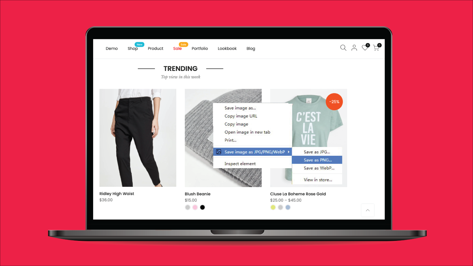 Store Frontend