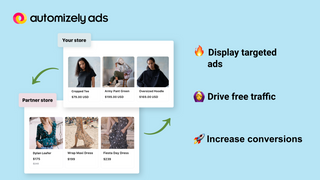 Promote your products on other stores with ads exchange