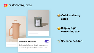 Display high-converting ads in a click