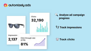 Analyse ad campaign progress