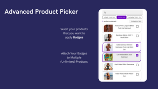 Boostify - Product Labels - Badges Product Picker