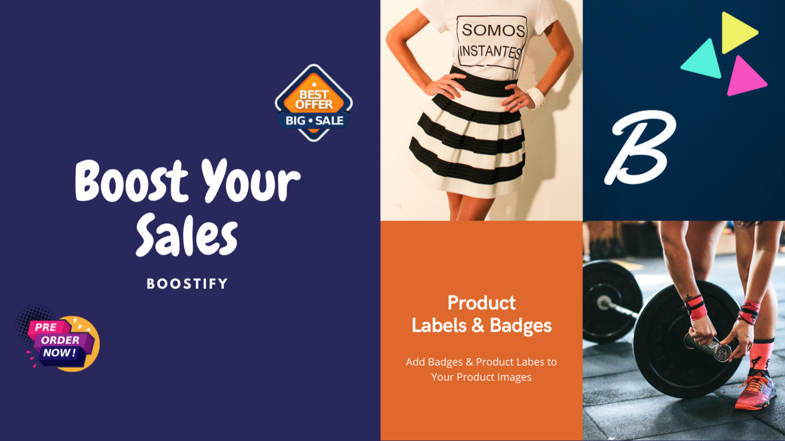 Boostify - Product Labels - Badges Shopify