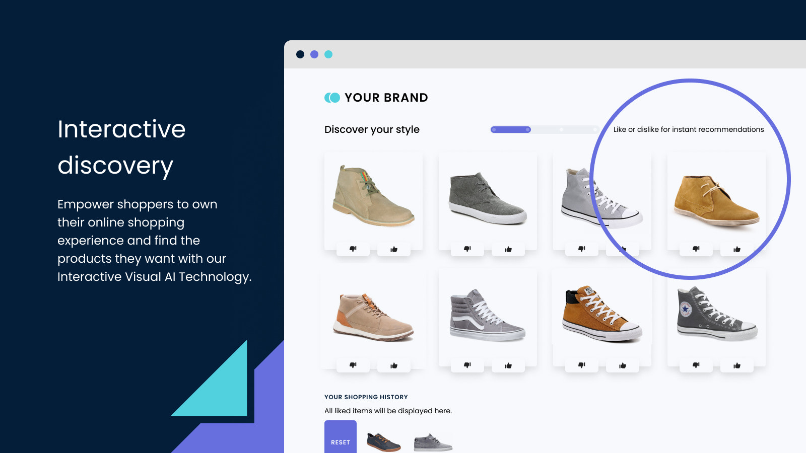 Interactive Product Discovery
