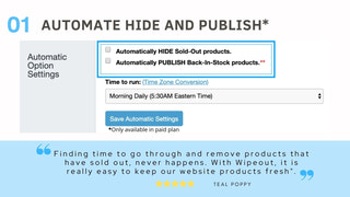 Hide sold out products automatically shopify app
