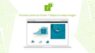 Zoom product image on hover