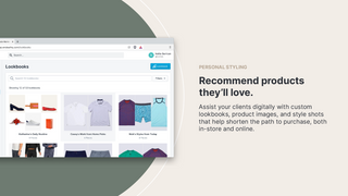 Curate and share product recommendations over email and text.