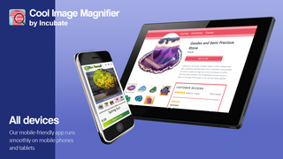 Responsive, runs smoothly on mobile phones and tablets