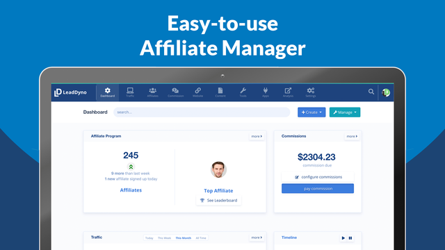 Easy Affiliate Manager