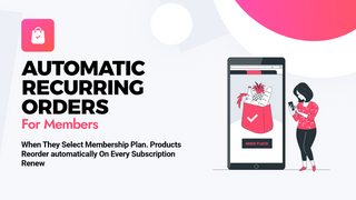 Automatic Recurring Orders