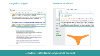Show star ratings in Google Search (rich snippets for SEO)