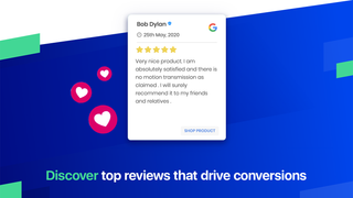 Discover top reviews that drive conversions