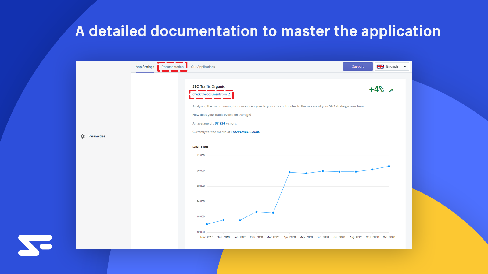 A detailed documentation to master the application