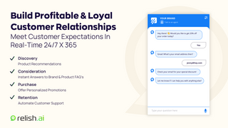 Sell To Customers In The Moment With Conversational AI