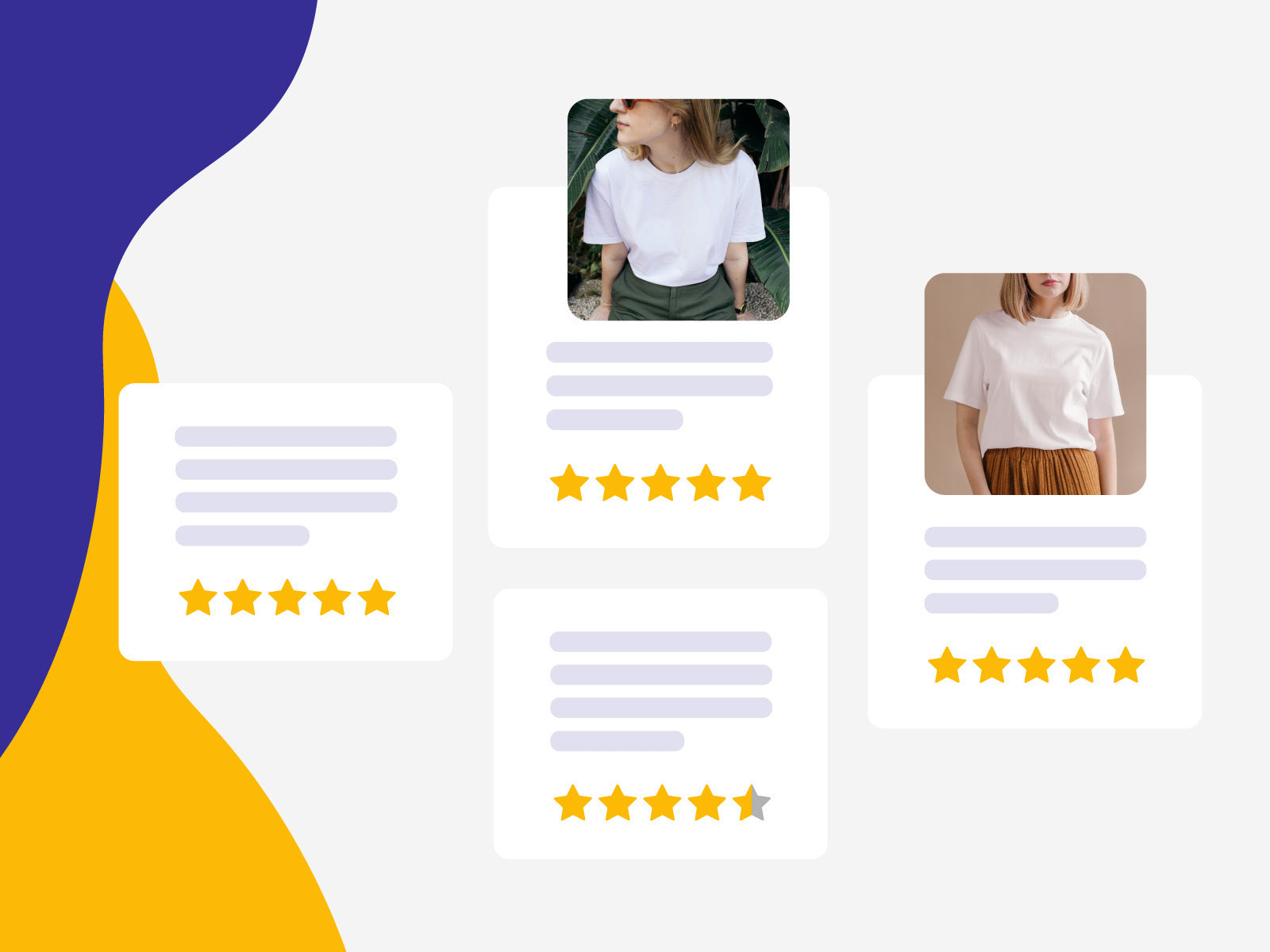 Import, Gather Product Reviews