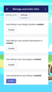 Options and mobile application by thibaut dumont
