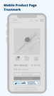 Mobile-ready and responsive trustmarks for every product page