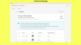 Boost sales by setting discount rules per item