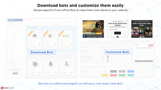 Download Bots & Customize Bots with design studio