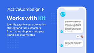 ActiveCampaign Shopify Kit Skill