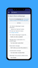 Highly customizable: Modify any messages or buttons