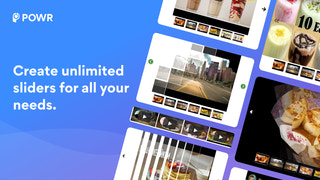 Create unlimited Video Sliders for all your needs!