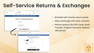 Self - Service Returns & Exchange