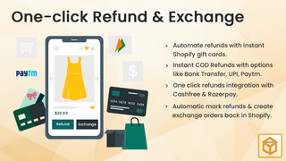 Seamless refunds and exchanges