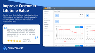 Reveal - Improve Customer Lifetime Value