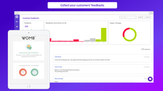 Collect your customers' feedback